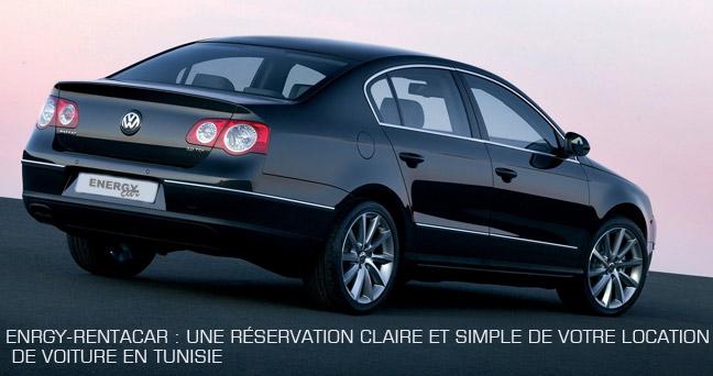 location voiture en tunisie