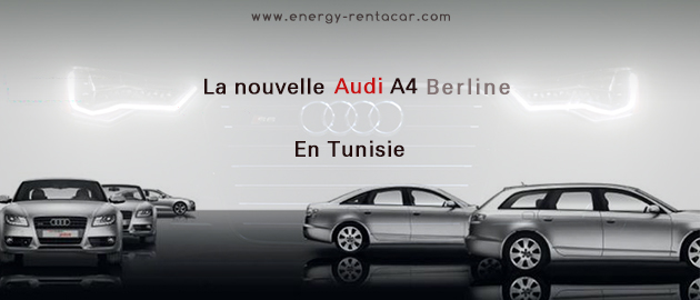 louer-audi-a4-tunisie