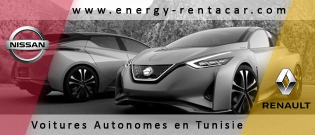 voiture-autonome-renault-nissan-tunisie